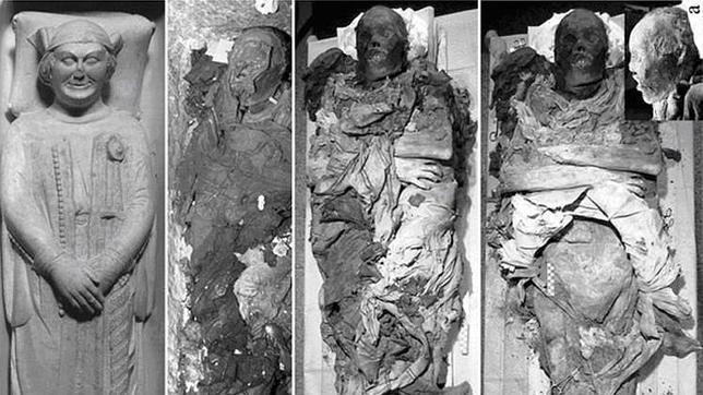 Las heces de la momia ayudan a resolver su asesinato: Cangrande fue envenenado
