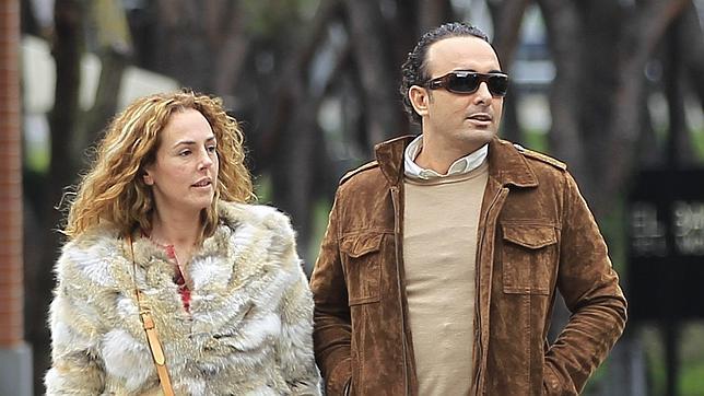 Rocío Carrasco y Fidel Albiac llevan catorce años de relación