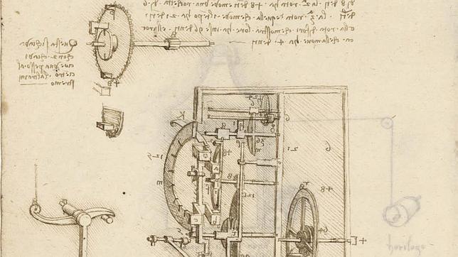 El «código Da Vinci» que apareció en Madrid tras 150 años perdido