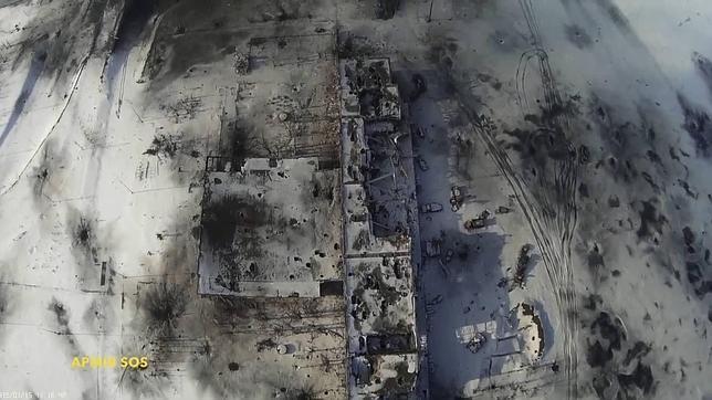 Tres soldados ucranianos muertos y 18 heridos en nuevos combates con los separatistas prorrusos