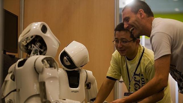 Congreso de Inteligencia Artificial en Barcelona
