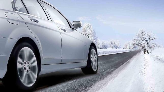 Siga estas pautas para conducir en la ola de frío
