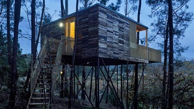 Alojamientos con encanto en plena naturaleza - Alojamiento en galicia ...