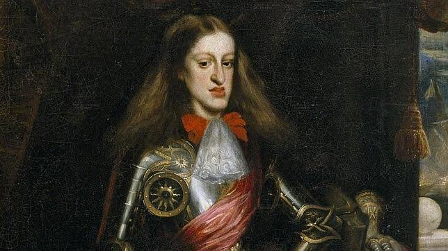 Retrato de Carlos II «el Hechizado», el último Habsburgo que reinó en España