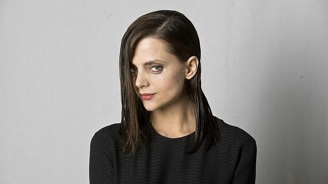 La actriz Macarena Gómez posa para ABC