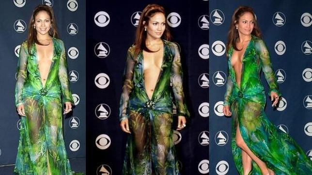 El atrevido vestido de Jennifer López que dio origen al servicio «Google Images»