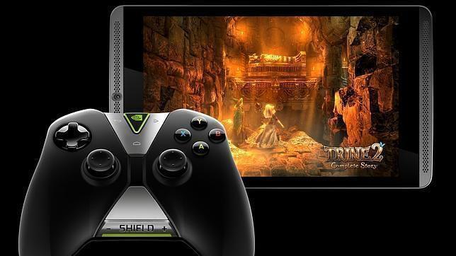 Nvidia Shield Tablet: tableta para jugar, tableta para una nueva vida «gamer»