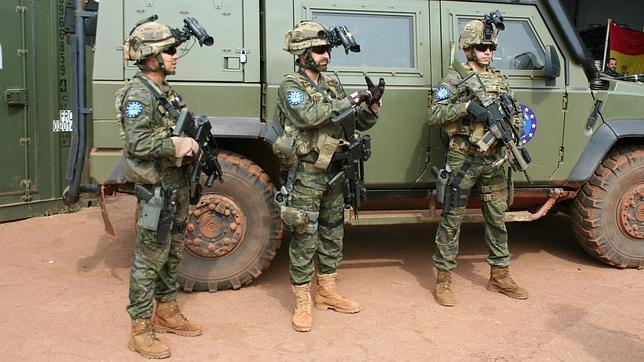 Militares españoles son atacados en República Centroafricana: sin heridos