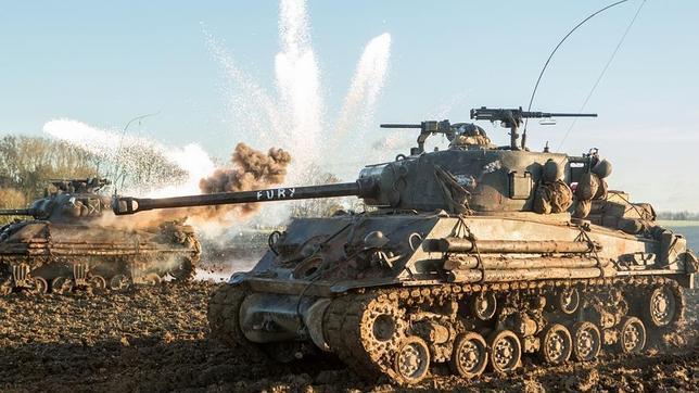 La Segunda Guerra Mundial dentro de un tanque Sherman
