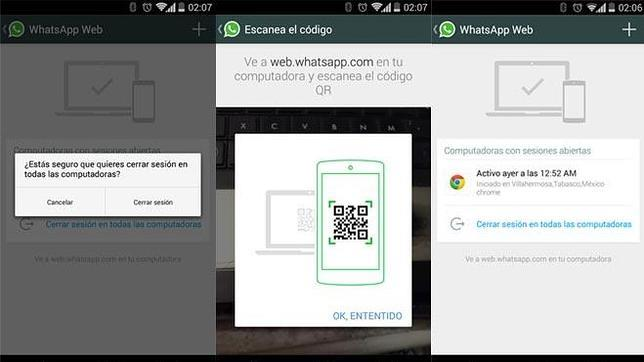 WhatsApp: ¿camino hacia la web?
