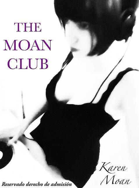 Portada del libro «The Moan Club»