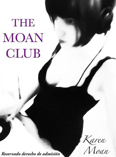 Portada del libro «The Moan Club»
