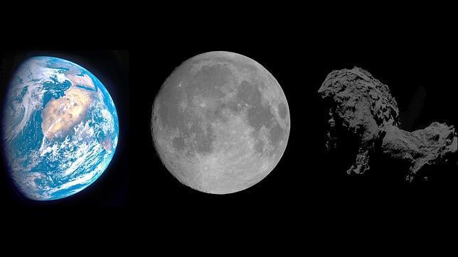¿Y si el cometa Churyumov Gerasimenko no fuera uno, sino dos cometas?