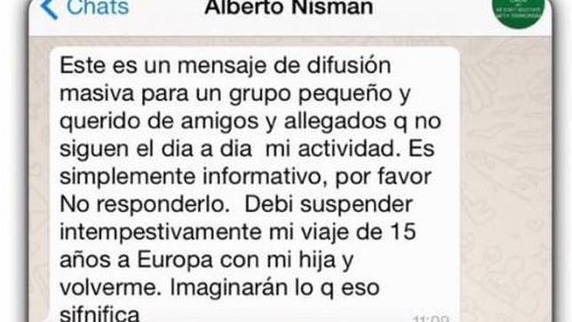 Las preguntas que hicieron a Kirchner cambiar de opinión sobre el suicidio de Nisman