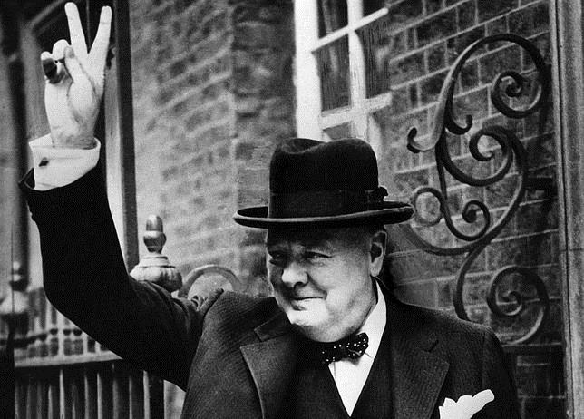 La carta de Winston Churchill a la madre de Manolete