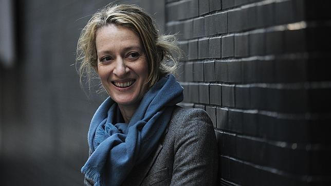 La escritora Milena Busquets, fotografiada en Barcelona