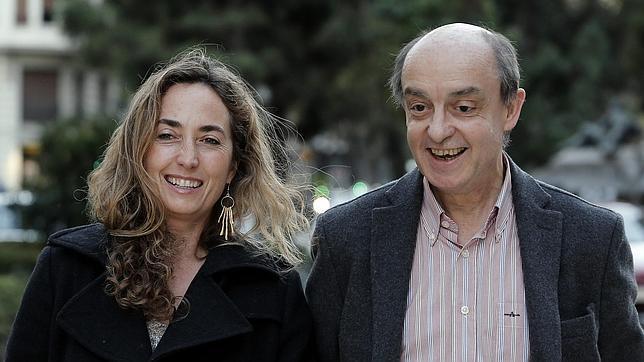 La portavoz de Ciudadanos en la Comunidad, Carolina Punset y el eurodiputado de UPyD Fernando Maura