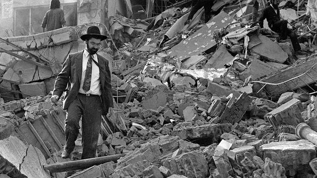 La mayor matanza de judíos desde 1945