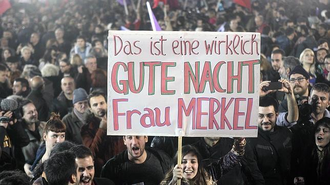 Grecia debe a España lo mismo que todo sus deudores externos