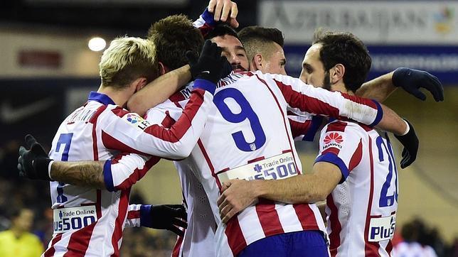El Atlético, entre los 15 clubes más poderosos del mundo por ingresos