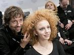 Boris Becker ya tiene una hija modelo