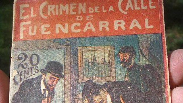 El Crimen de la calle de Fuencarral, historia negra de Madrid.