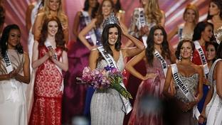 La colombiana Paulina Vega, nueva Miss Universo