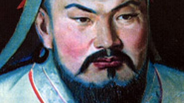 Genghis Khan, héroe mongol del Siglo XIII
