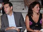 Vogue quiere que la mujer de Tsipras vaya de alta costura