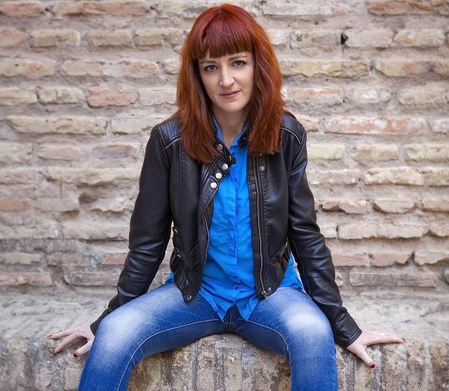 Carmen Camacho, fotografiada en Sevilla