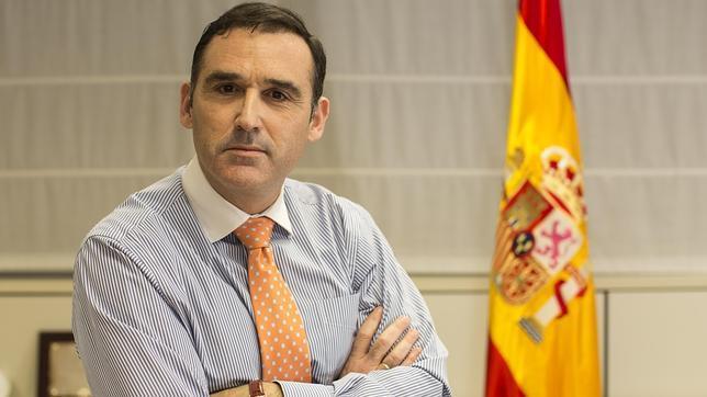 El Director del Centro de Protección de Infraestructuras, Fernando Sánchez