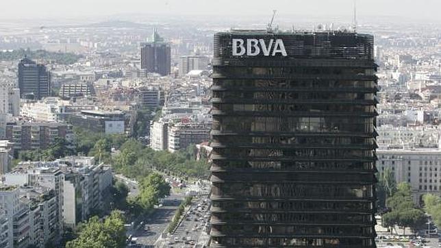 Una inmobiliaria compra a bbva la torre ederra en el for Inmobiliaria de bbva
