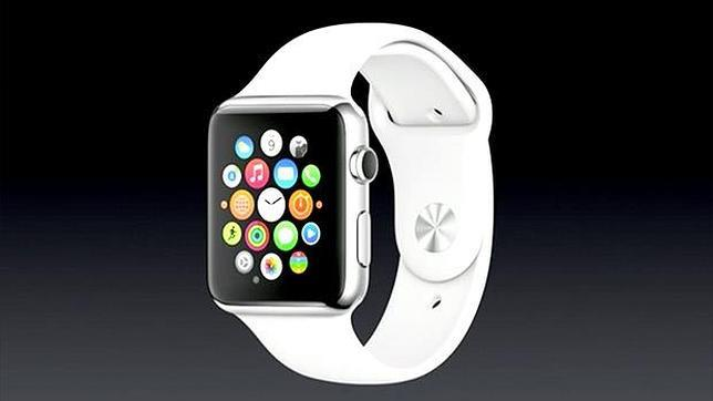 Detalle de Apple Watch