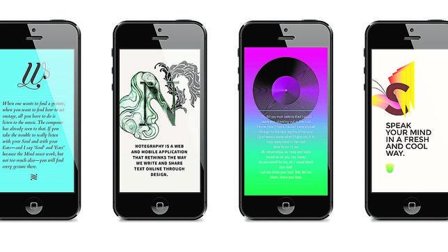 Un amplio portafolio de diseñadores ha reinventado una y otra vez el abecedeario