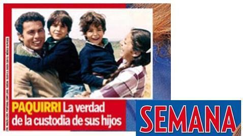 La verdad sobre la custodia de los hijos de Paquirri y Carmina Ordóñez