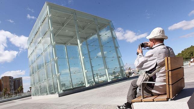 El Cubo acogerá el Museo Pompidou en Málaga