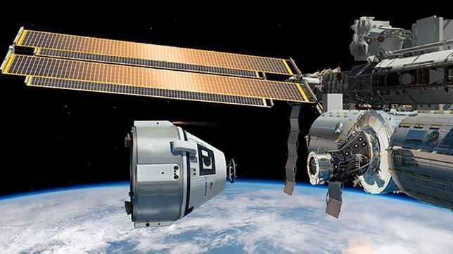 Boeing y Space X han sido seleccionadas para desarrollar naves que lleven astronautas a la ISS