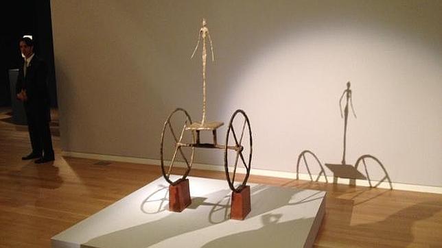 «Chariot», de Alberto Giacometti