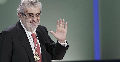 Muere José Manuel Lara, histórico editor
