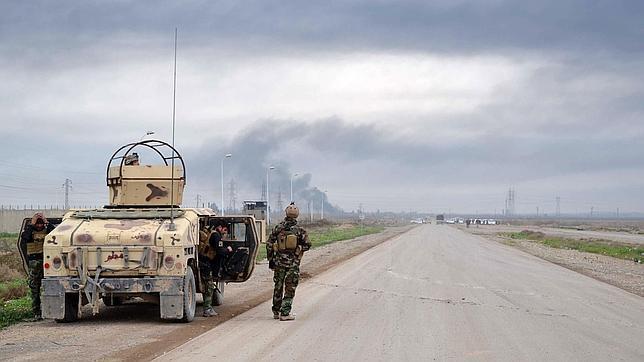 Estado Islámico toma una refinería en Kirkuk