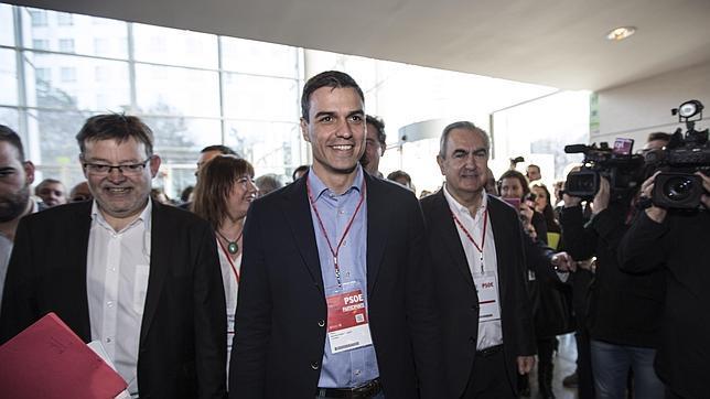 El PSOE, contra el «efecto Podemos»