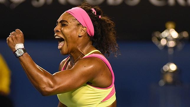 Serena se acerca a Graf