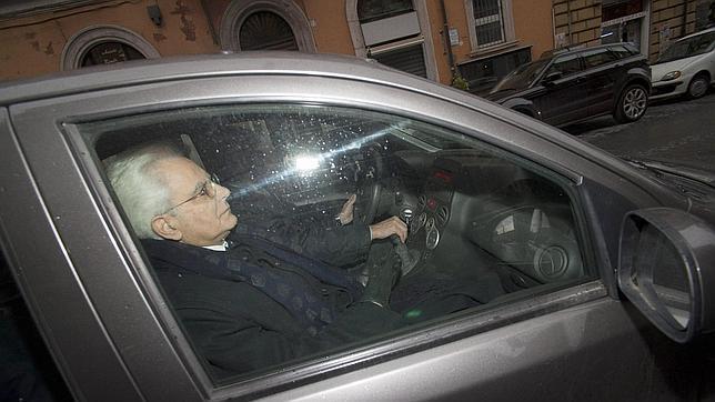 Sergio Mattarella, nuevo presidente de Italia