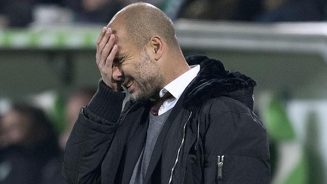 Guardiola pide perdón tras el ridículo de Bayern