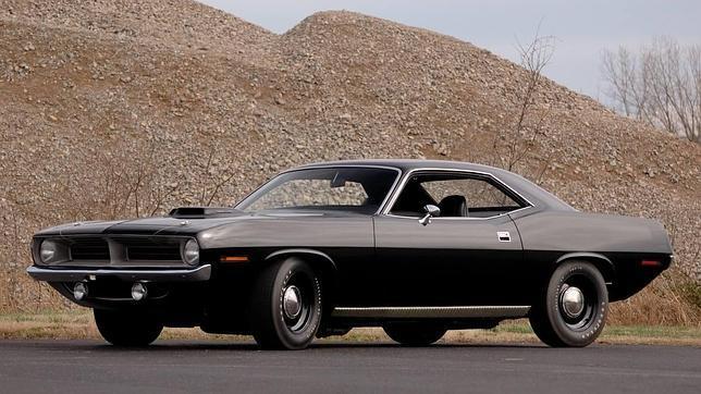 Los mejores «muscle car» de la historia