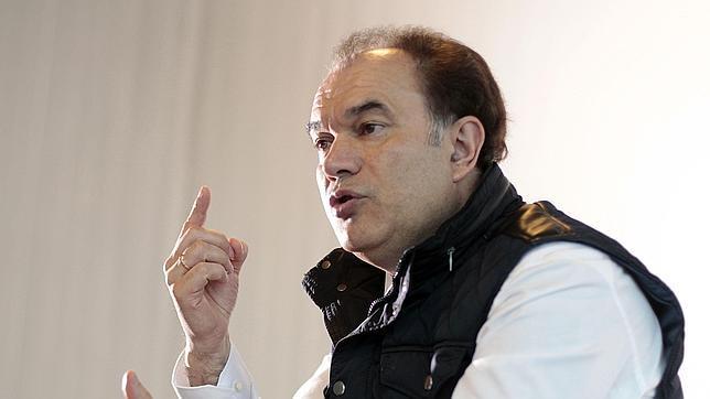 José Crespo, alcalde de Lalín desde hace 25 años