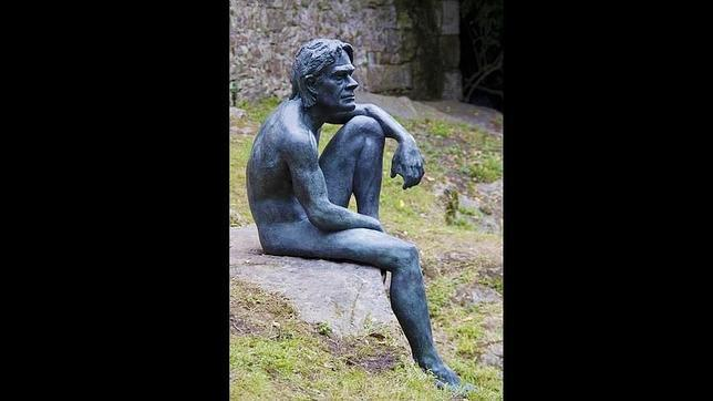 Estatua del hombre pez de Liérganes