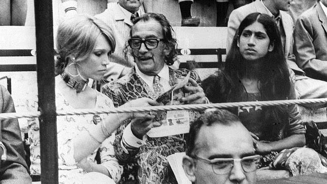 Salvador Dalí, el artista que se inspiraba en las corridas de toros