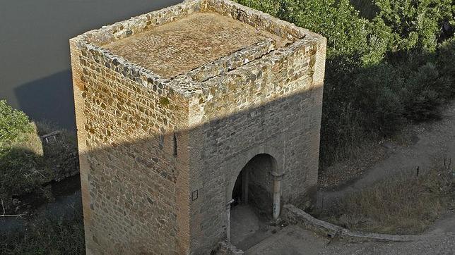 Torreón del Baño de la Cava (Toledo)