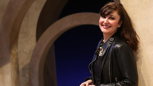 La soprano María José Montiel